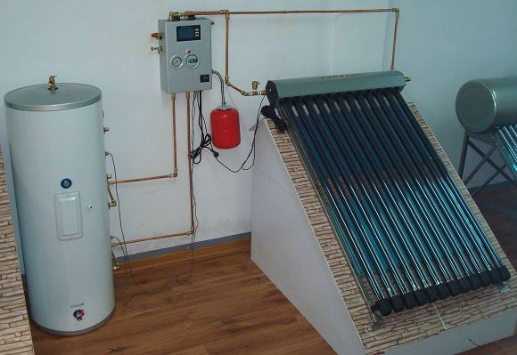 布鲁克林分体承压太阳能热水器