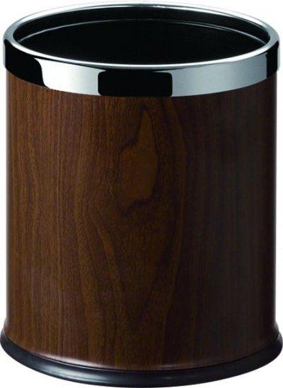 产品编号:hfg-45 产品名称:圆形多层垃圾桶  产品颜色:11咖啡