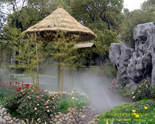景观园林造雾系统
