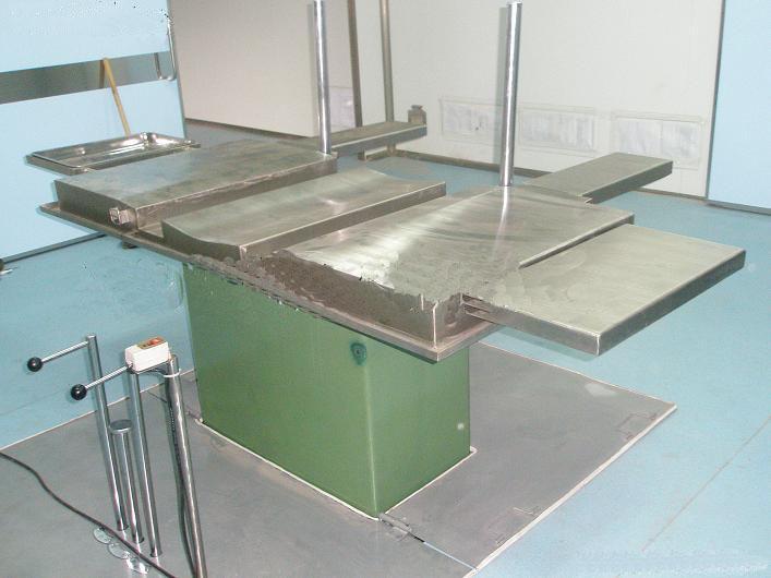 液压动物手术台/大型 型号:tc7ddwu