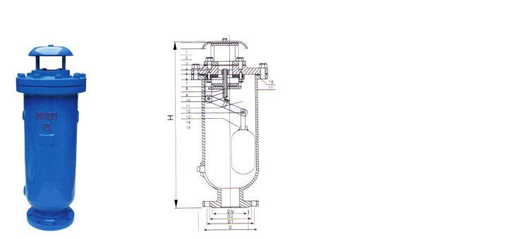 如不装排气阀,管道随时出现起阻,是管道出水容量达不到设计要求,其次图片