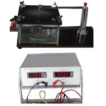 静电场的描绘实验原理_静电场描绘实验装置