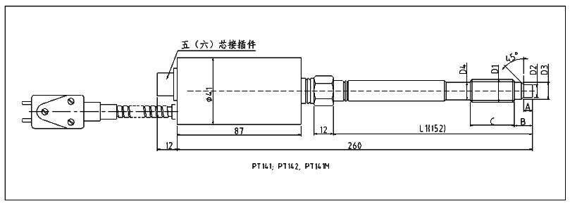 压力传感器 高温熔体压力传感器应用
