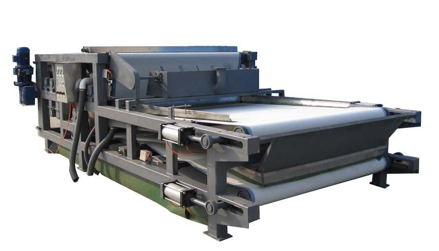 型带式压滤机 垂询请电:常生      产品说明:本产品适用于多种污泥,应
