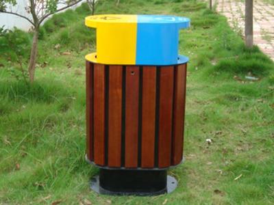上海垃圾桶公园垃圾桶