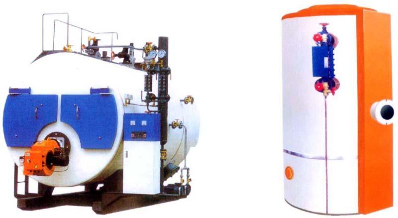 WNS系列燃油(气)蒸汽锅炉-天燃气锅炉