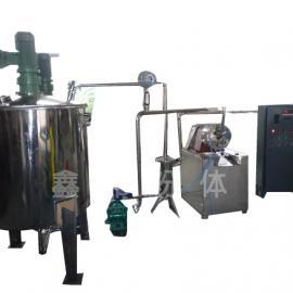 立式 卧式砂磨机 超细纳米级砂磨机 无锡鑫邦品牌砂磨机
