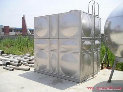 承压式水箱结构