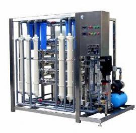 医药工业 环保原水处理设备 东莞新长江反渗透设备