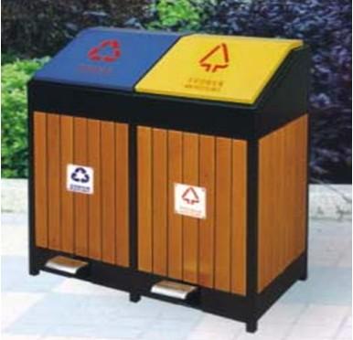 安徽垃圾桶合肥垃圾箱街道分类果皮箱果皮
