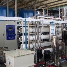 反渗透设备 纯净水生产工艺
