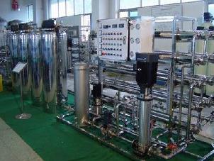 离子交换设备 东莞新长江水处理质量保障 保修两年