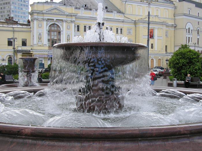 其他水景景观; 创意喷泉