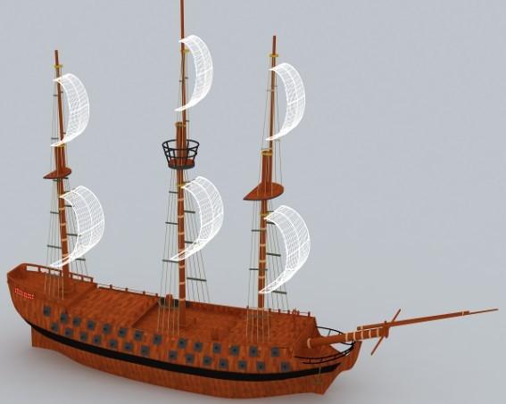 景观船设计图及景观船加工确认
