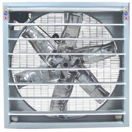 洗衣厂通风机降温风机湿帘系统