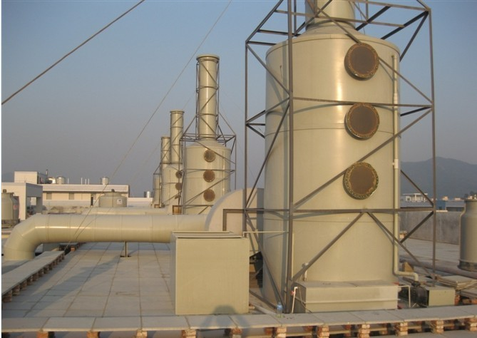 酸雾处理塔适用于化工