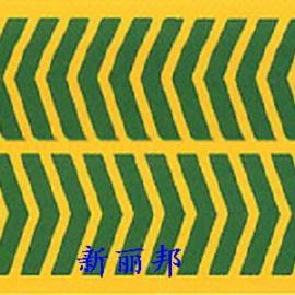 防滑车道材料