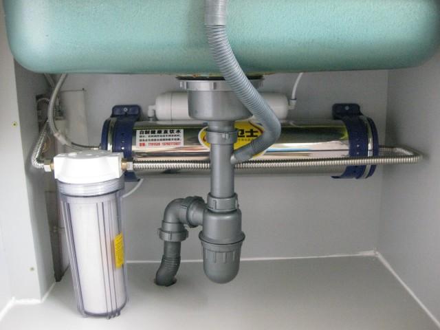 谷瀑环保设备网 生活饮用水处理设备 家用净水器 荣成市崖头三悦水图片