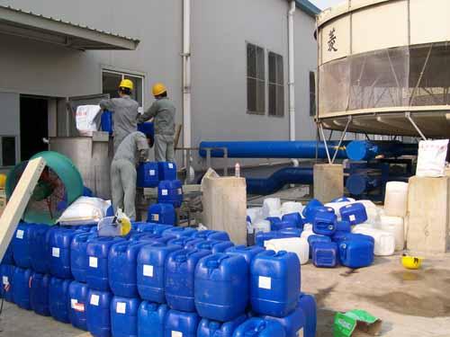 上海九威环保清洗公司 产品展示 化学清洗 >> 上海中央空调循环水处理