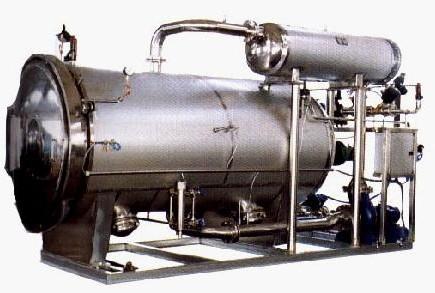 供应产品 原水处理设备 杀菌消毒设备 水浴杀菌锅/水浴灭菌器 >> 喷淋