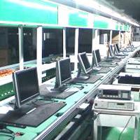 电脑生产线