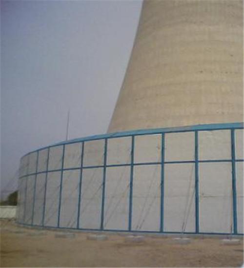 双曲线冷却塔空调发电机球磨机变压器隔音屏障