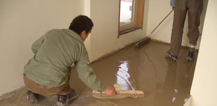 工业地坪水泥自流平地坪
