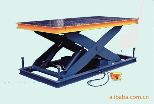 液压式升降平台 升降机图片