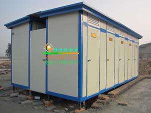 成品移动厕所 无水环保厕所 移动厕所价格