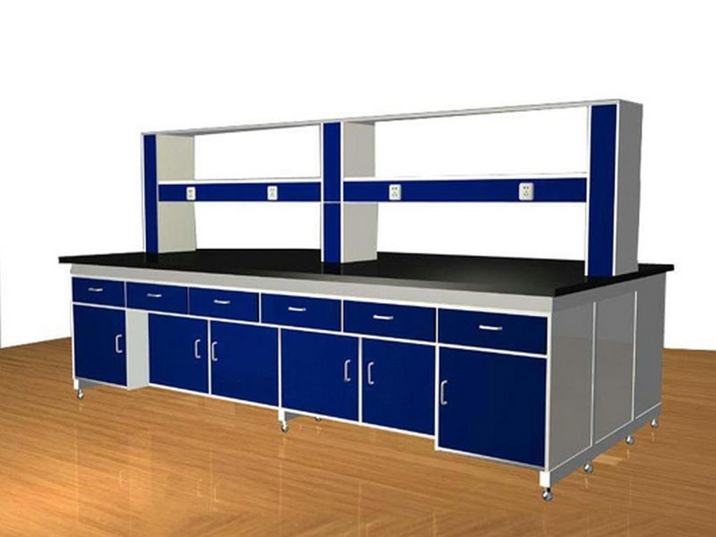 三亚实验室家具 五指山净化装修 p2
