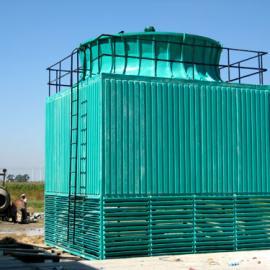 方形逆流式冷却塔