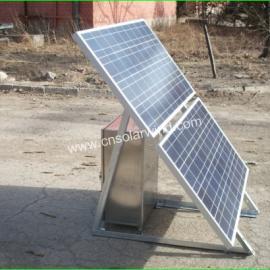 海康威视 海康球机DS-2DE4220水利监控太阳能供电系统设计方案