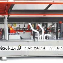 木工机床整体衣柜全自动直线封边机效率、上海自动封边机
