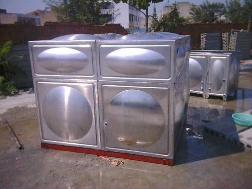 不锈钢组合水箱,不锈钢水箱工程