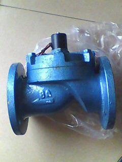 zct-80f法兰式电磁阀,3寸电磁阀图片