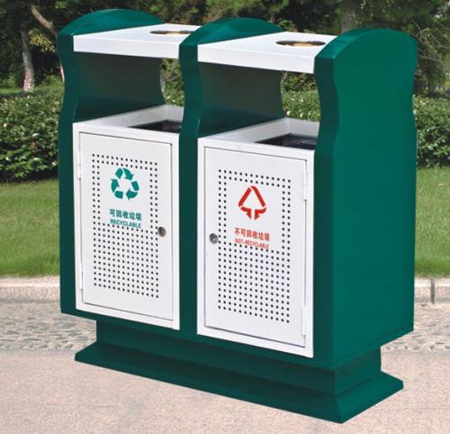 苏州扬州塑料分类垃圾桶