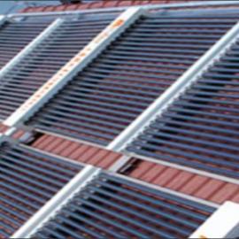 绿色环保首选品牌镁双莲太阳能  提供大中小太阳能热水工程