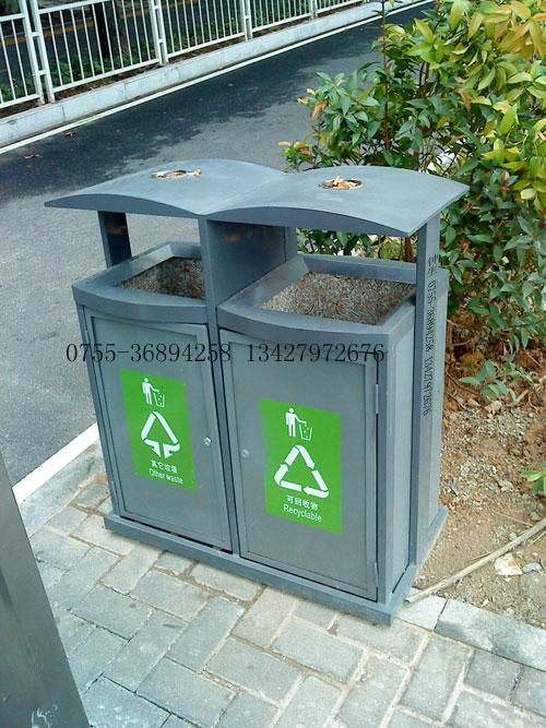 赣州新天地体育设备有限公司 产品展示 市政道路专用垃圾桶 市政道路