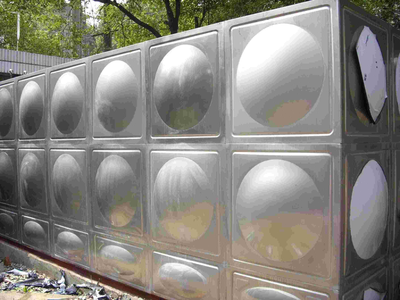 玻璃钢水箱生产厂家 价格 组合水箱 拼装水箱 冲压水箱 高清图片