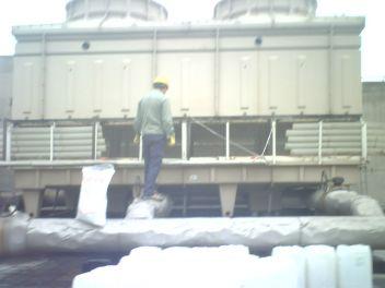 冷却塔填料清洗 冷却塔填料粘泥清洗