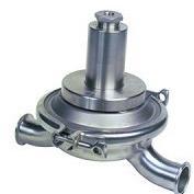 英格索兰气动隔膜泵缓冲器 不锈钢加四氟隔膜