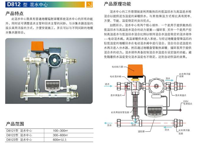 郑州混流器郑州混水阀图片