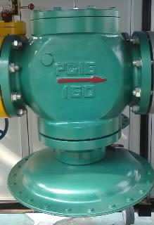 RTJ-100GK燃气调压器