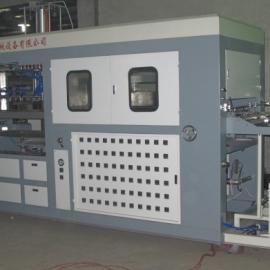 上海展仕ZS1220I电池吸塑包装类全自动吸塑机