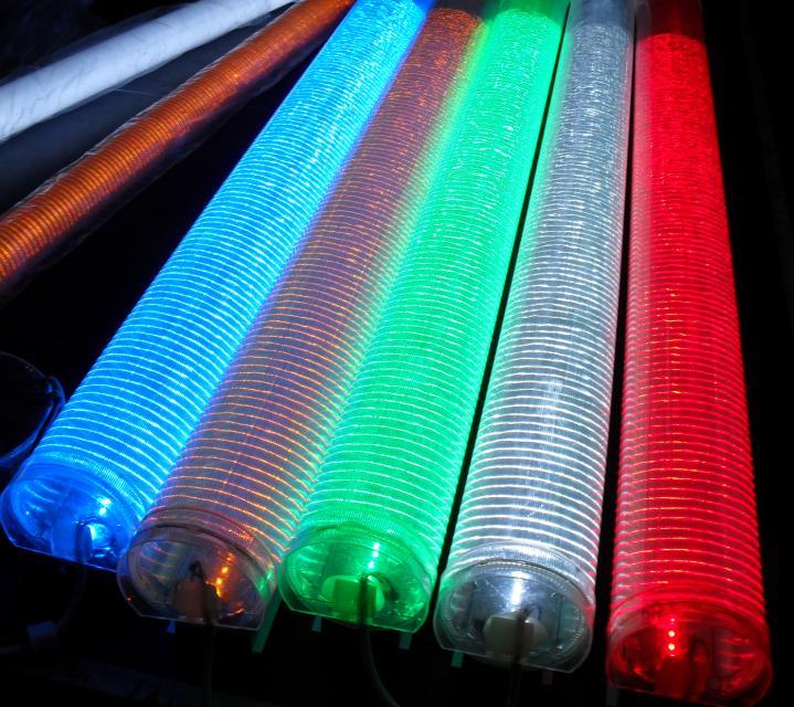 led数码管内控6段