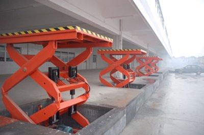 移动式升降机,悬臂吊,车载式液压升降平台,箱式货梯,高空作业车,固定图片