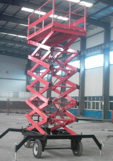 广州液压升降机/广东液压升降平台图片
