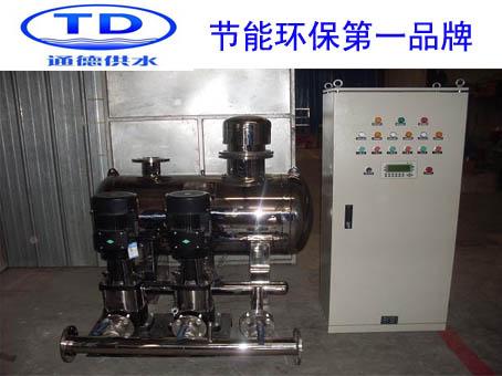 3 , 乐山深井变频给水设备系统 变频控制柜:变频控制柜是变频调速