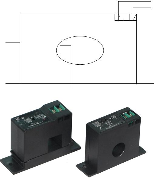 16k-sd-no-f电流远程控制报警保护开关量传感器