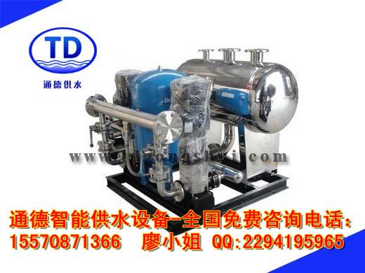 广州白云二次加压供水设备安装设计/深圳不锈钢无塔